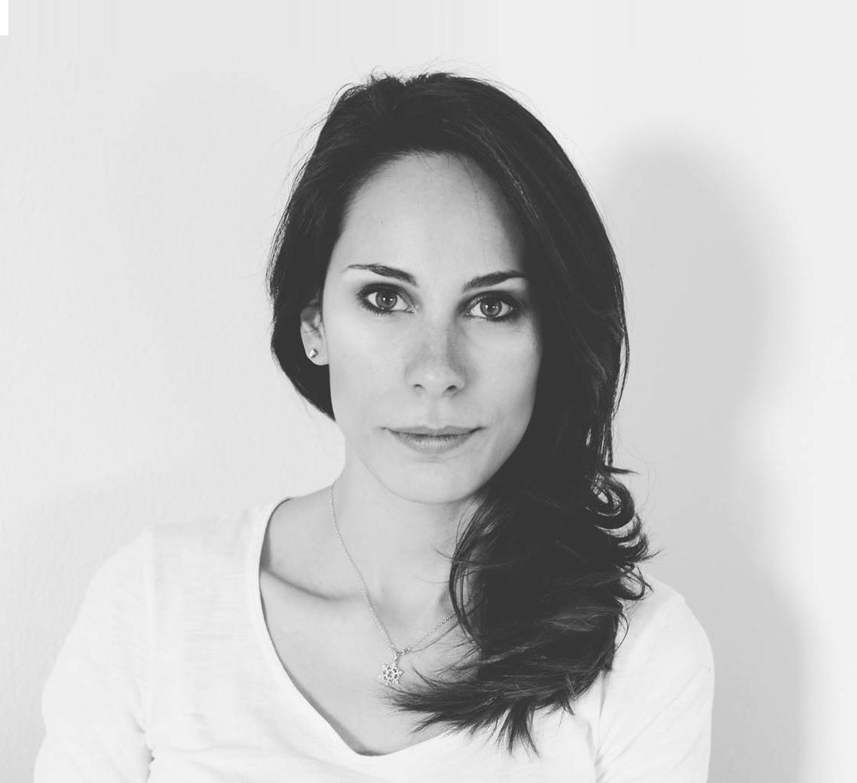 Andrea Cañas Experta en comida sana