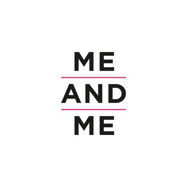 Me and Me marca logotipo