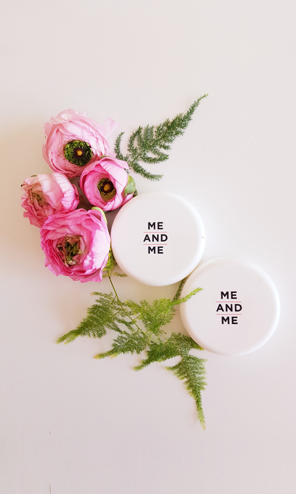 Me and Me creams: for the world's moms