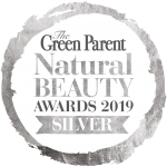 Cremas Me and Me: sello The Green Parent Natural Beauty Awards 2019 Silver