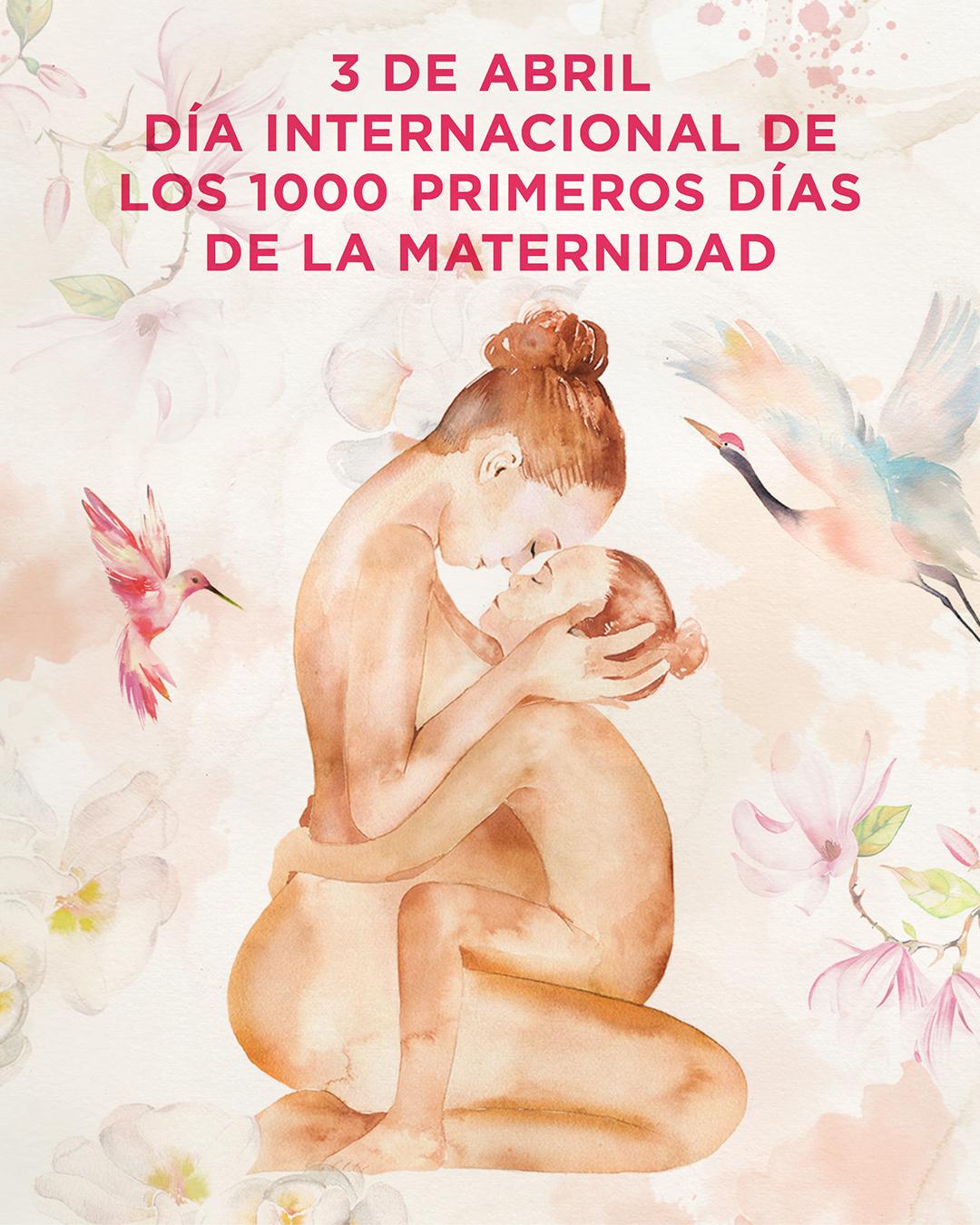 Primeros mil días de maternidad